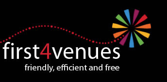 Venue Finding Services from first4venues